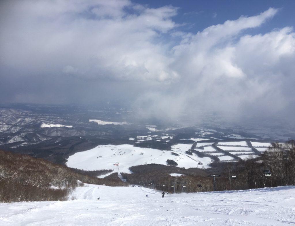 安比高原スキー場 セカンドゲレンデ