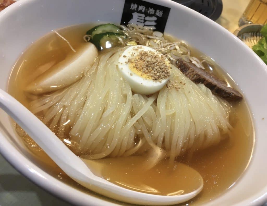 焼肉・冷麺 髭 冷麺