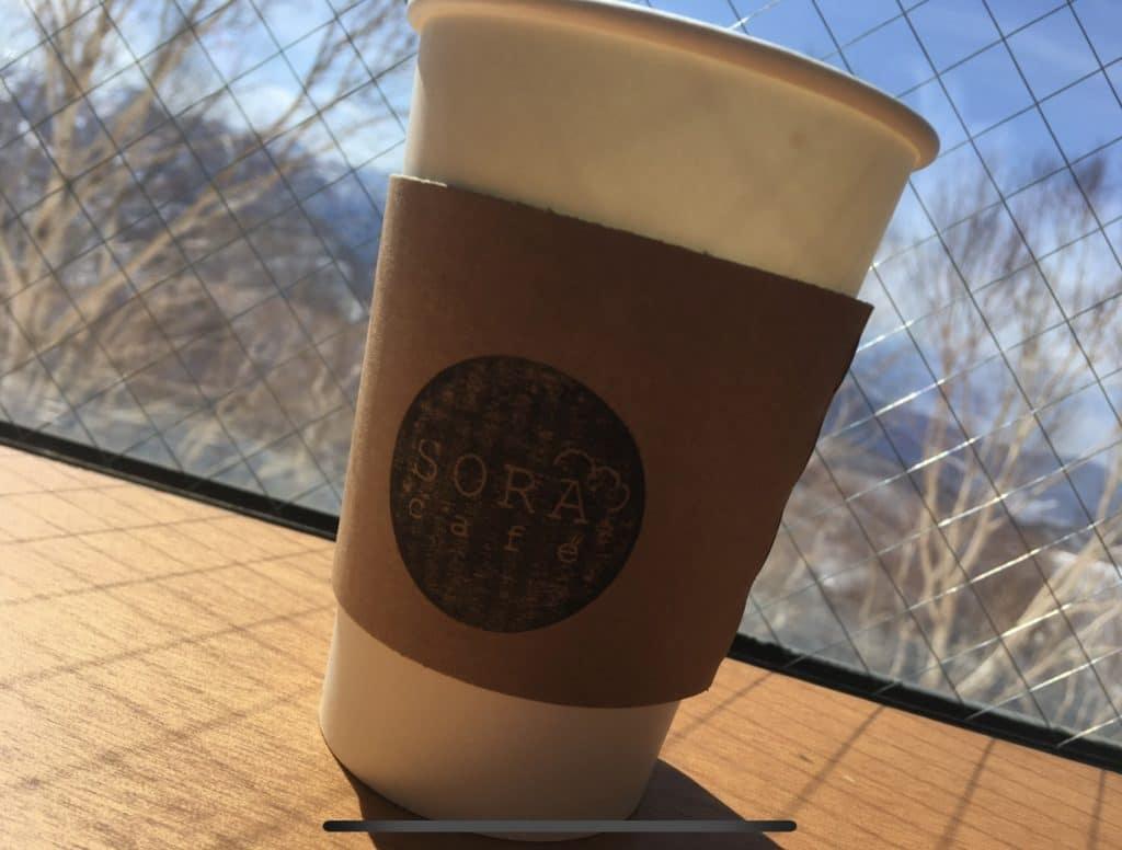SORA cafe 近景