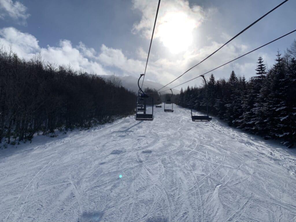 高原 場 スキー 天気 げ とう