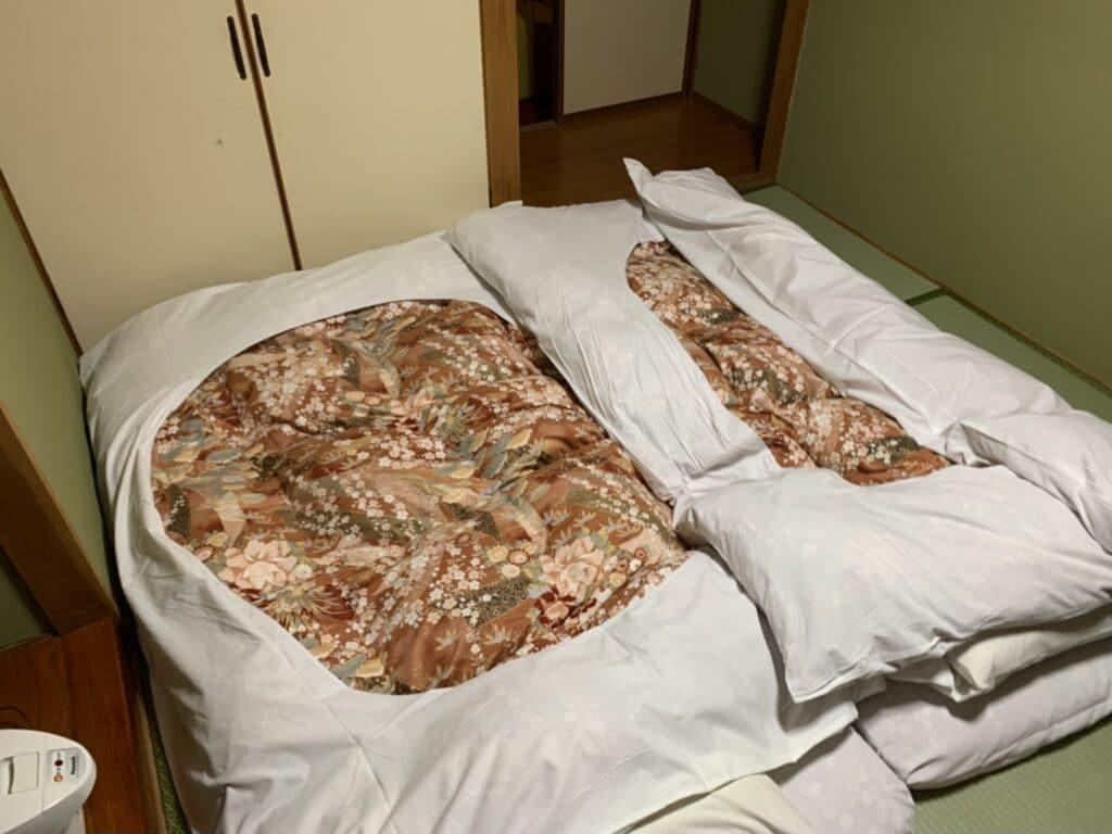 伊東園ホテル 尾瀬老神山楽荘 別館客室